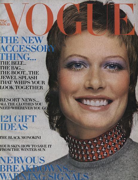 Issue: - November 15 1970 | Vogue