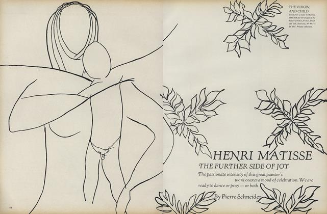 Henri Matisse: The Further Side of Joy
