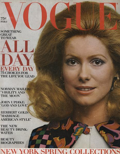 Issue: - February 1 1971 | Vogue