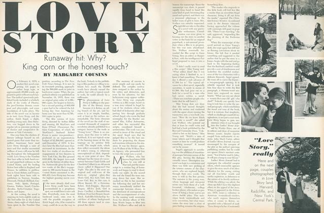 Article Preview: Love Story, March 1 1971 | Vogue