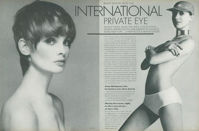 International Private Eye