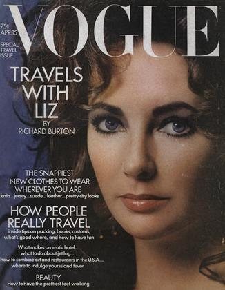 Cover for the April 15 1971 issue
