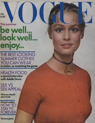 Cover for the May 1971 issue