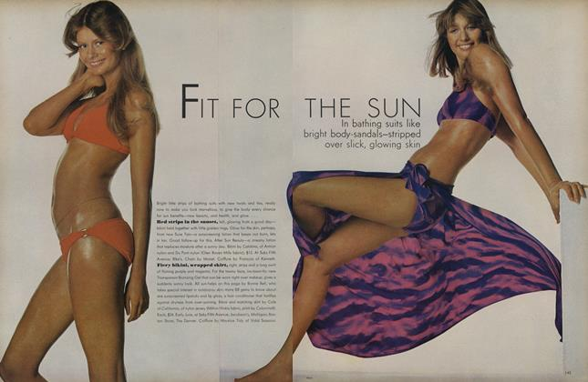 Fit for the Sun