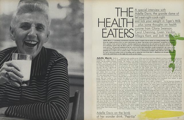 The Health Eaters