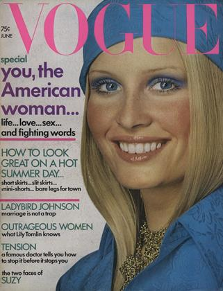 Cover for the June 1971 issue