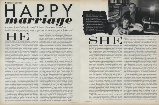 Couple-Speak: Happy Marriage