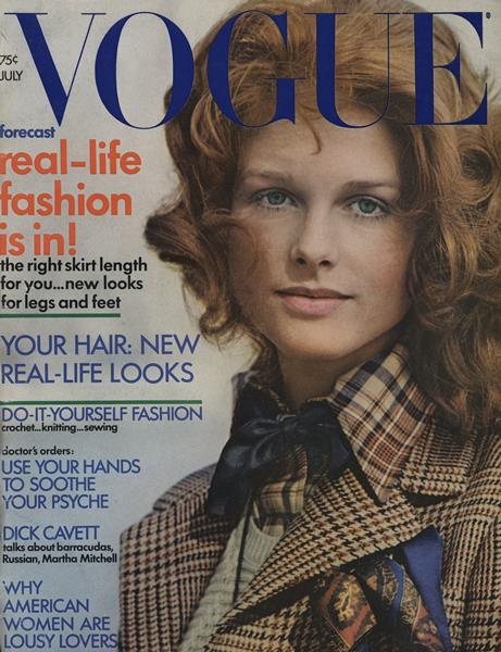 Issue: - July 1971 | Vogue