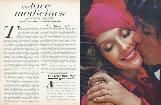 Article Preview: Can Love Medicines Make You Sexier?, October 1 1971 | Vogue
