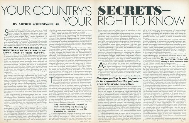 Article Preview: Your Country's Secrets—Your Right to Know, October 1 1971 | Vogue