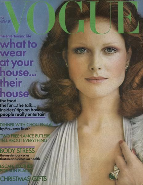Issue: - November 15 1971 | Vogue