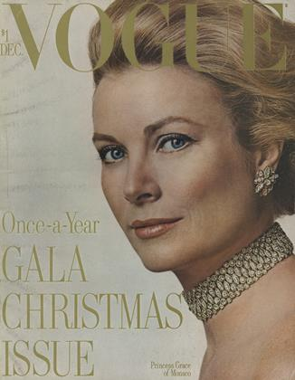 Cover for the December 1971 issue