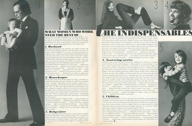 What Women Who Work Need the Best Of...The Indispensables
