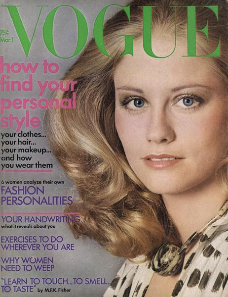 Issue: - March 1 1972 | Vogue