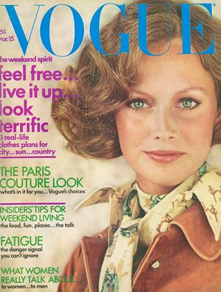 Cover for the March 15 1972 issue