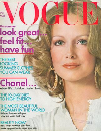 Cover for the May 1972 issue