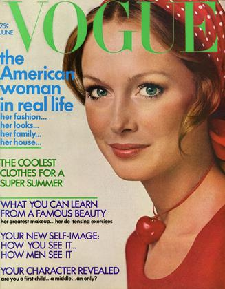 Cover for the June 1972 issue