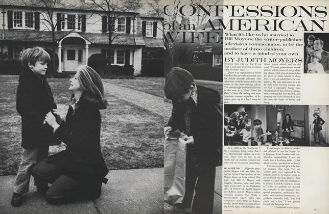 Article Preview: Confessions of an American Wife, June 1972 | Vogue