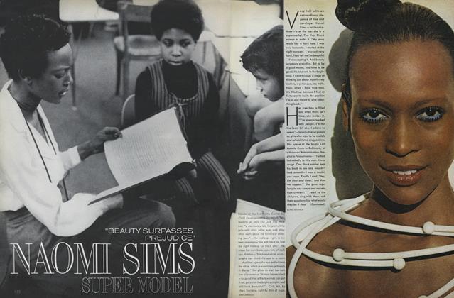 "Naomi Sims, Super Model: ""Beauty Surpasses Prejudice"""