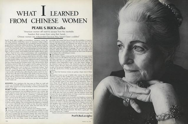 What I Learned from Chinese Women