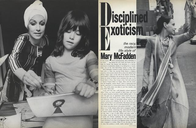 Disciplined Exoticism: Mary McFadden