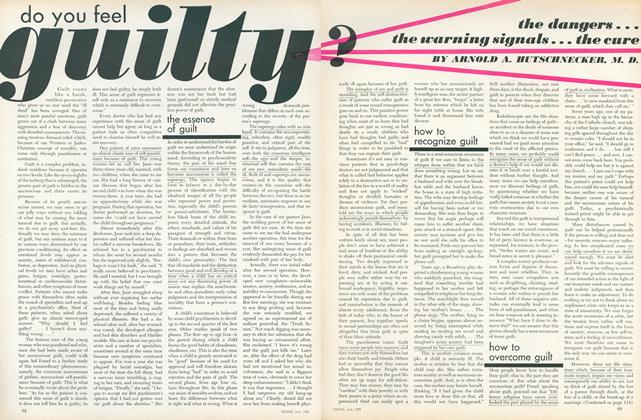 Article Preview: Do You Feel Guilty?, July 1972 | Vogue