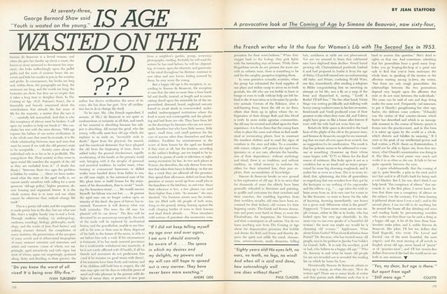 Article Preview: Is Age Wasted on the Old???, July 1972 | Vogue