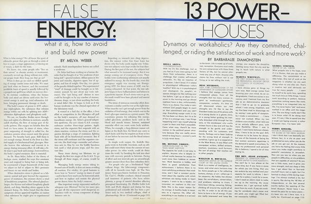 13 Power-houses