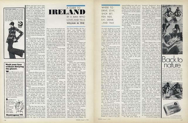 A Guide to Ireland