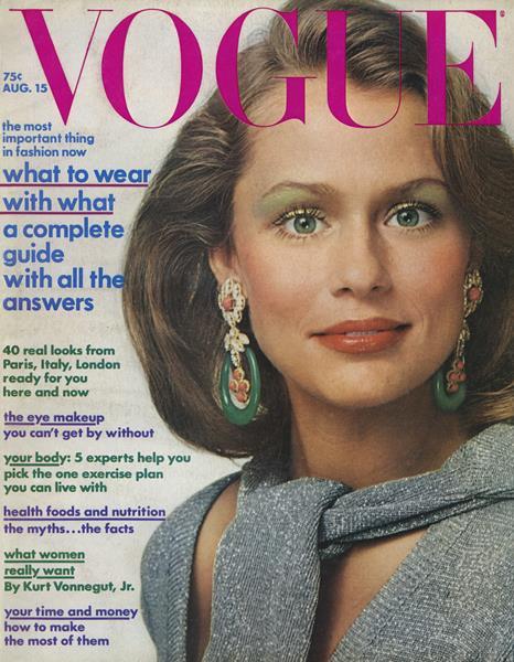 Issue: - August 15 1972 | Vogue