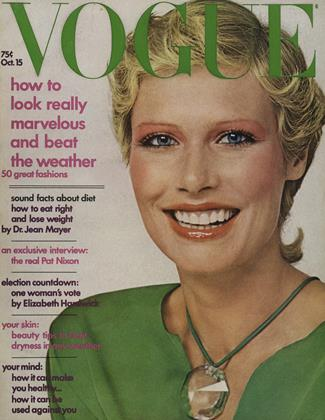 Cover for the October 15 1972 issue