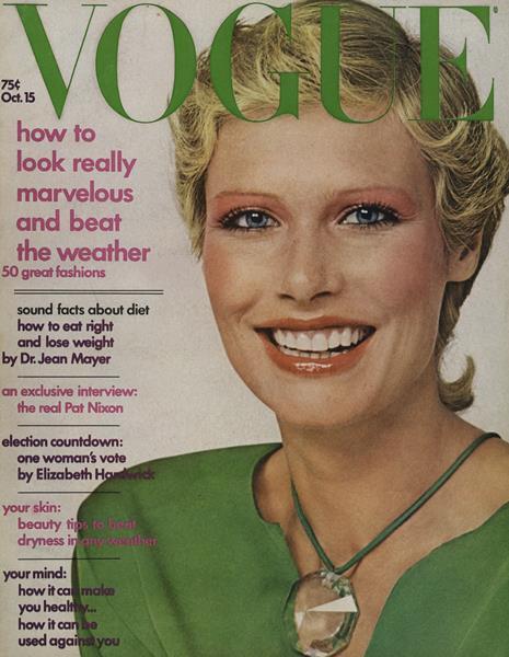 Issue: - October 15 1972   Vogue