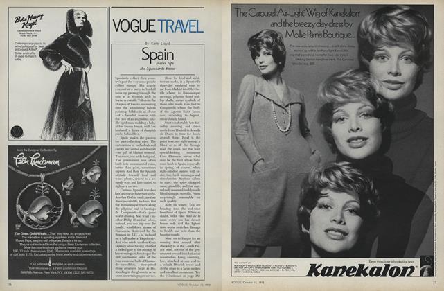 Spain: Travel Tip the Spaniards Know