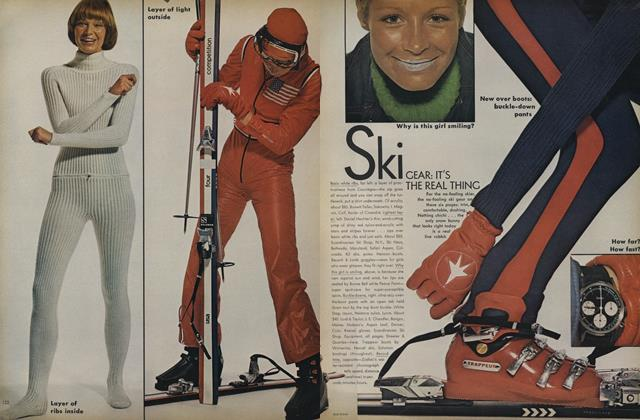 Ski Gear: It's the Real Thing