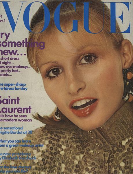 Issue: - November 1 1972 | Vogue