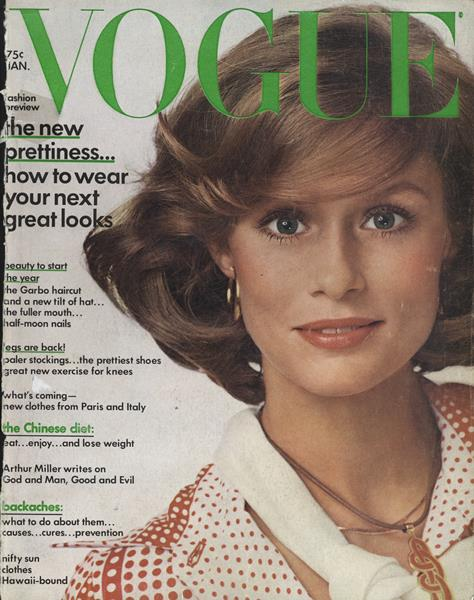 Issue: - January 1973 | Vogue