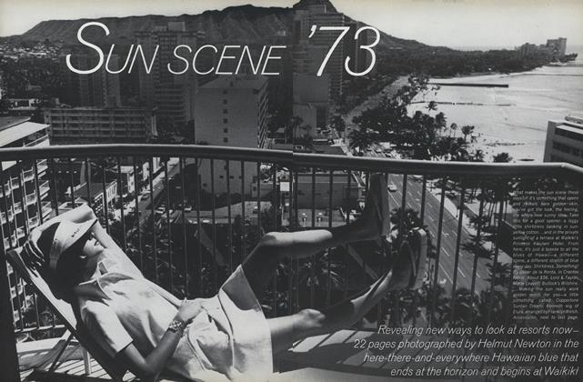 Sun Scene '73