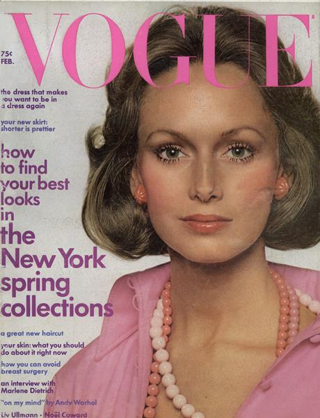 Issue: - February 1973 | Vogue