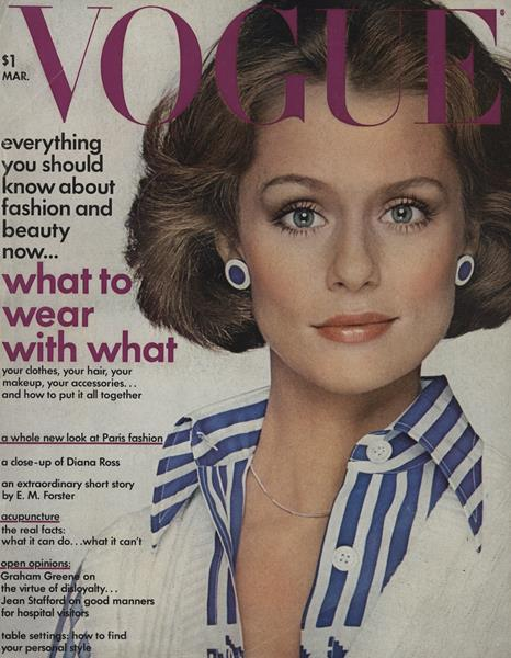Issue: - March 1973 | Vogue