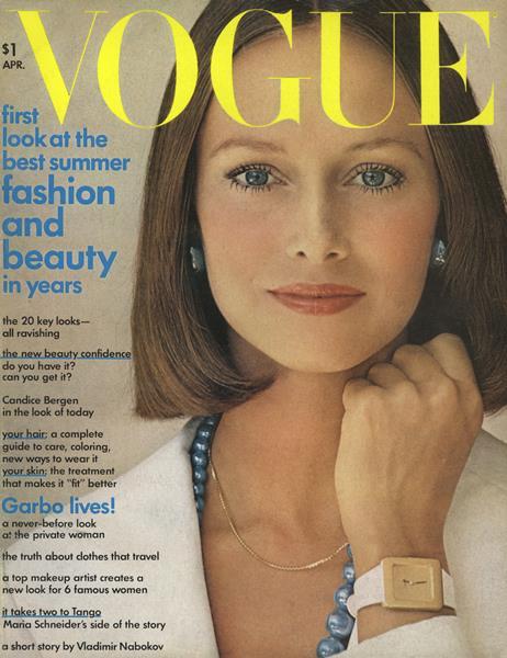 Issue: - April 1973 | Vogue