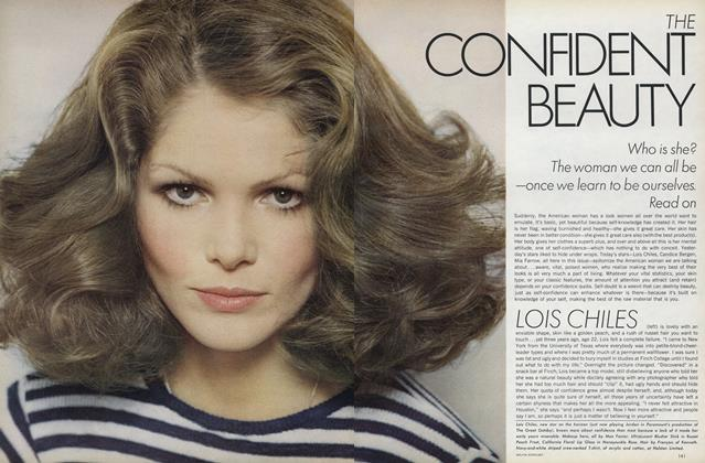 Article Preview: Lois Chiles: The Confident Beauty, April 1973 | Vogue