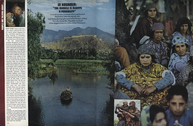 "Article Preview: In Kashmir: ""The Miracle Is Always a Possibility"", April 1973 