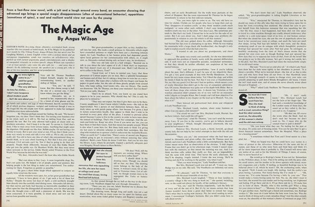 The Magic Age