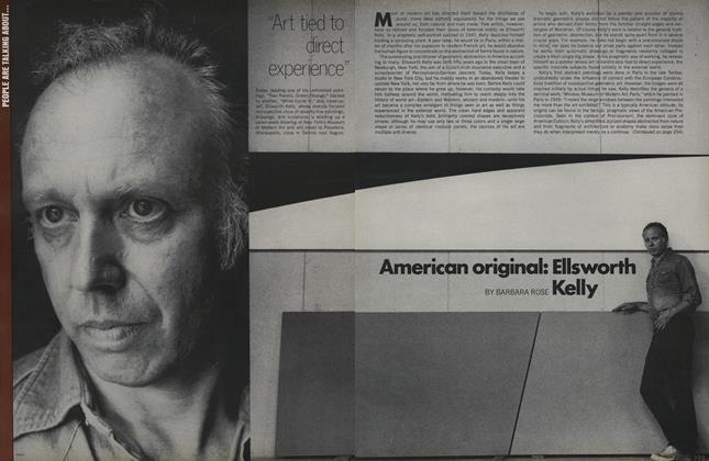 American Original: Ellsworth Kelly