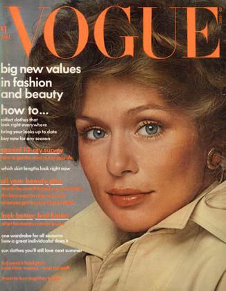 JANUARY, 1974 | Vogue