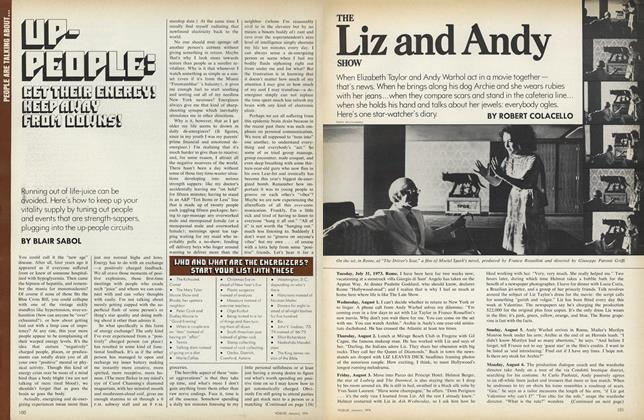 The Liz and Andy Show