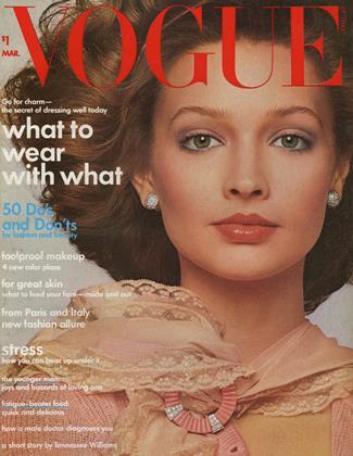 MARCH 1974 | Vogue