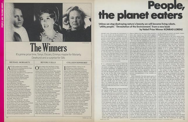 Article Preview: People, the Planet Eaters, April 1974 | Vogue
