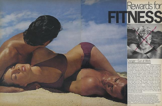 Article Preview: Rewards for Fitness, May 1974 | Vogue