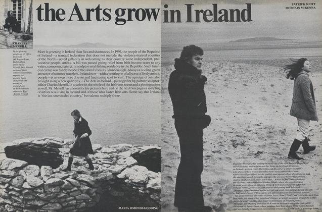 The Arts Grow in Ireland